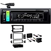16 Beetle VW Car JVC CD Receiver w/Bluetooth/USB/AUX/iPhone/Android