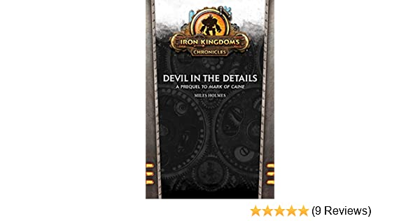 Amazon Devil In The Details Ebook Miles Holmes Kindle Store