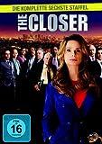 The Closer - Season 6 (DVD) (FSK 16)