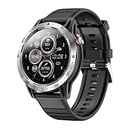 COLMI Smart Watch Compatible with iPhone Andriod,Waterproof Smartwatch for Men with Accurate Sleep Monitoring,Bluetooth…