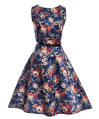 Confortables Femmes Acceptent Taille Mini Taille Empire Régulière Robe De Grande Hauteur As5