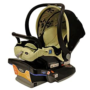 Combi Shuttle 33 Infant Car Seat, Jade (Discontinued by Manufacturer)