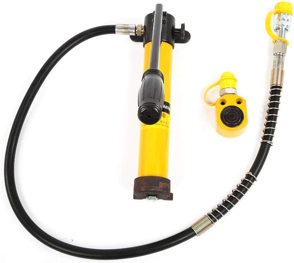 for Car Repairing Lifting Heavy Objects Durable Lift Jack Split Type 5 Ton Lifting Tool Hydraulic Repair Kit Hydraulic Lift Jacks