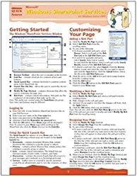 Microsoft Windows SharePoint Services Quick Source Reference Guide