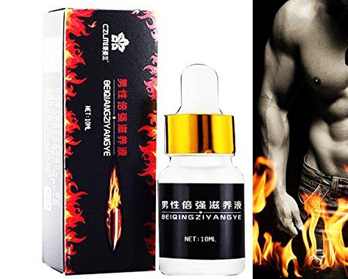 Permanent penis enlargement oils, male sex oils lubricant 10mlX 2 bottles
