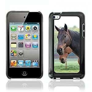 Carcasa Funda Case // Horse V0000130//Apple iPod Touch 4 4th