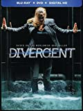 Divergent Target Exclusive Edition Bluray