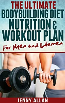 Ultimate Bodybuilding Nutrition Workout Women ebook product image