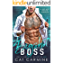 Bigshot Boss: A Bad Boy Office Romance (The Whittaker Brothers Book 1)