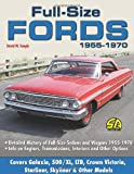 Full-Size Fords, David W. Temple, 1934709085