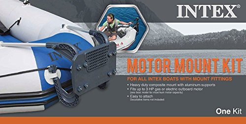 Intex Motor Mount Kit for Intex Inflatable Boats - Excursion Boat