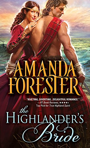book cover of The Highlander\'s Bride