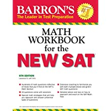 Barron's Math Workbook for the NEW SAT, 6th Edition