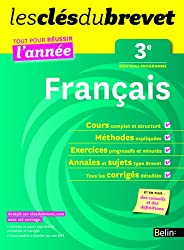 Cls du Brevet - Franais 3e - Russir l'anne