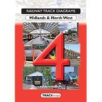 Book 4: Midlands & North West (Railway Track Diagrams)