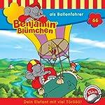 Benjamin als Ballonfahrer (Benjamin Blümchen 66) | Elfie Donnelly,Ulli Herzog