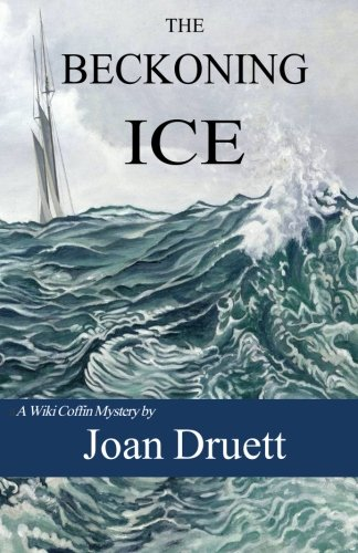 The Beckoning Ice (Wiki Coffin mysteries), Book 5