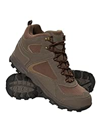 Mountain Warehouse Mcleod Mens Walking Hiking Boots