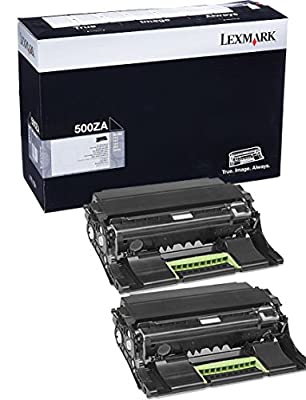 Lexmark 50F0Z00 Return Program Imaging Unit Toner Cartridge, Genuine