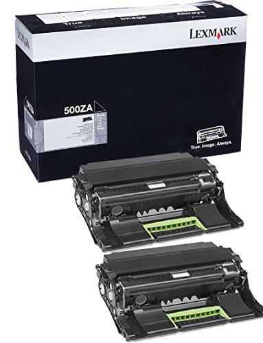 Lexmark 50F0Z00 Return Program Imaging Unit Toner Cartridge, ()