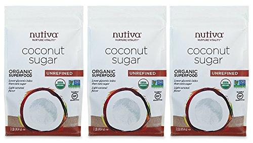 organic coconut palm sugar - 2