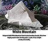 """Chalk natural,Edible chalk,Edible chalk,chunks Russian, Chalk """"White Mountain """" 100gr."""