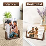 Mixoo 4x6 Wood Photo Picture Frame 2 Pack