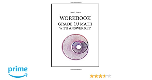 Counting Number worksheets math go worksheets : Amazon.com: Workbook - Grade 10 Math with Answer Key ...