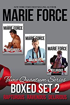 Tame Quantum Boxed Set 2, Books 4-6 (Qauntum Series) by [Force, Marie]
