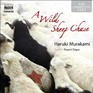 A Wild Sheep Chase | Livre audio