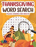 Thanksgiving Word Search Puzzle Books For