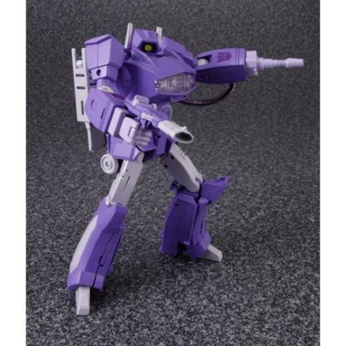 Transformers Masterpiece MP-29 Shockwave KO Version - Mp 10 Ko