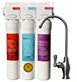 Watts Premier 531130 Filter-Pure UF-3 3-Stage Water Filtration System - WQA Certified