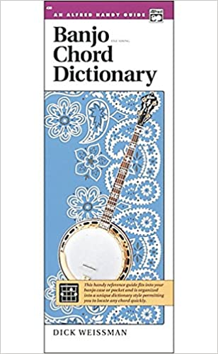 Strings Alfred Handy Guide Banjo Chord Dictionary*