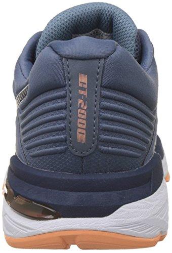 Asics Indigo 4949 Zapatillas Mujer Smoke 6 Indigo Blue de Entrenamiento Blue Gt 2000 Blue Azul para rxCZqwr1WP