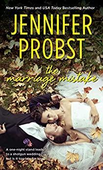 The Marriage Mistake (The Billionaire Marriage Book 3) by [Probst, Jennifer]