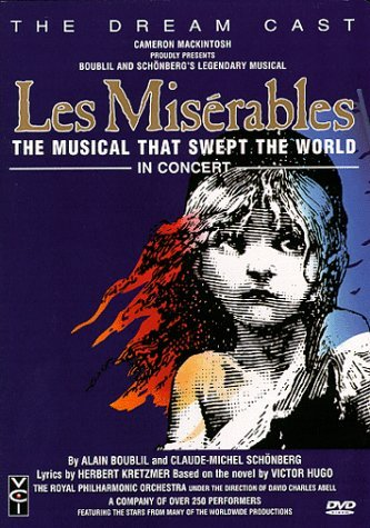 (Les Miserables - The Dream Cast in Concert [Digital Video Disc])
