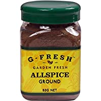 G-Fresh Allspice (Ground), 80 g