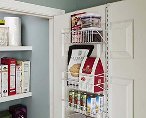 Amazon.com: Perchero ajustable ClosetMaid de 8 estantes para ...