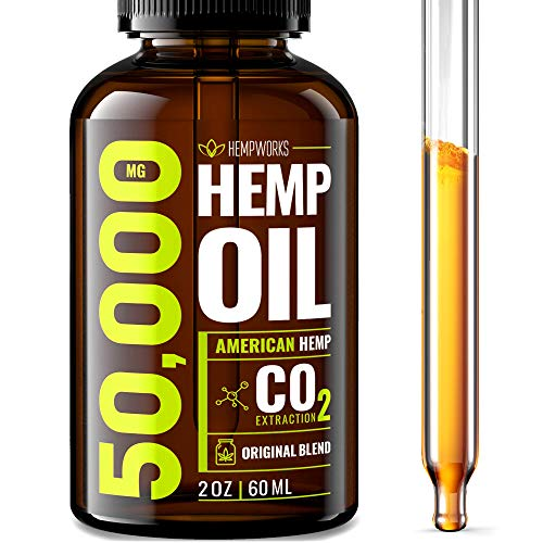 Hemp 50000 EXTRA EFFICACY Anti Inflammatory product image