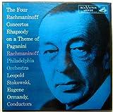 Rachmaninoff: The Four Rachmaninoff Concertos / Rhapsody on a Theme of Paganini