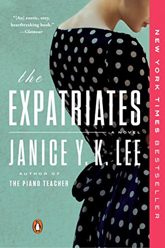 Book Cover: The Expatriates