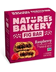 Nature's Bakery Raspberry Fig Bar, 56.7g (Pack of 6)