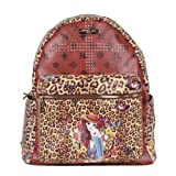 Nicole Lee Quinn 20 Inch Backpack, Sandra Camel, One Size