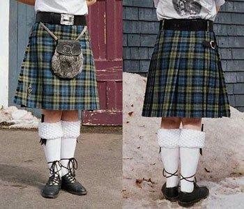 Folkwear 152 Prince Charlie Jacket And Scottish Kilts Pattern For Men And Women
