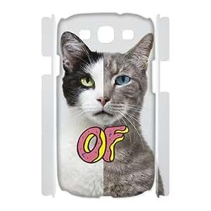 Cheap 3D Samsung Galaxy S3 I9300 Case, Odd Future New Fashion Phone Case