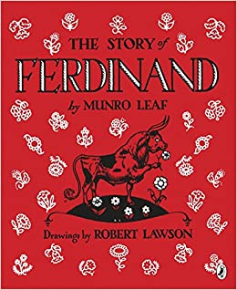 amazon the story of ferdinand picture puffins munro leaf