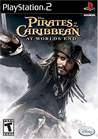 Amazon Com Pirates Of The Caribbean At World S End Playstation 2 Artist Not Provided Video Games