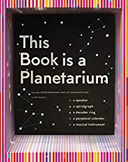 This Book Is a Planetarium: And Other Extraordinary Pop-Up Contraptions (Popup Book for Kids and Adults, Inter