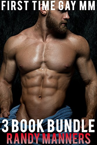 First Time Gay MM 3 Book Bundle #1: Man on - Older Coach Collections